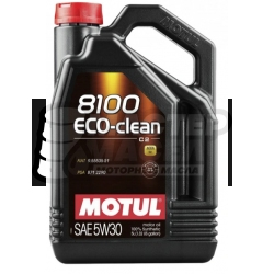 MOTUL 8100 ECO-clean 5W-30 C2 5л
