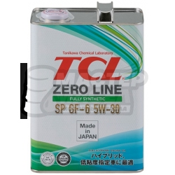 TCL Zero Line Fully Synth Fuel Economy 5W-30 SP 4л