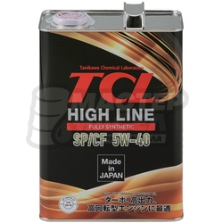 TCL High Line Fully Synth 5W-40 SP/CF 4л