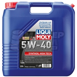 Liqui-Moly Synthoil High Tech 5W-40 SM/CF 20л