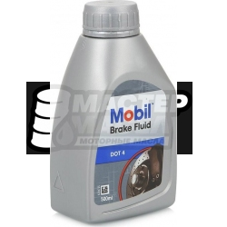 Mobil Brake fluid DOT 4 0,5л