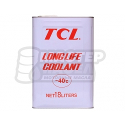 TCL Long Life Coolant -40*C Red 18л