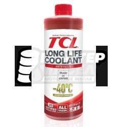 TCL Long Life Coolant -40*C Red 1л