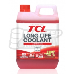 TCL Long Life Coolant -40*C Red 2л