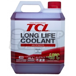 TCL Long Life Coolant -40*C Red 4л