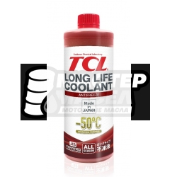 TCL Long Life Coolant -50*C Red 1л