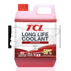 TCL Long Life Coolant -50*C Red 2л