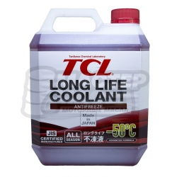 TCL Long Life Coolant -50*C Red 4л