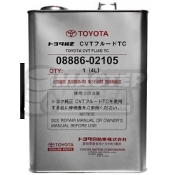 Toyota CVT Fluid TC 4л