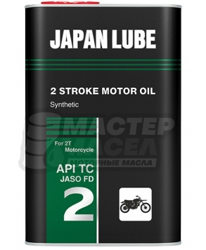 FANFARO Japan Lube for 2T Motorcycle 1л