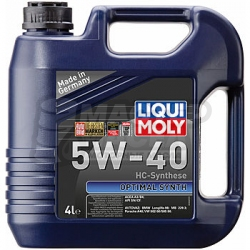 Liqui-Moly Optimal Synth 5W-40 SN/CF 4л