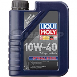 Liqui-Moly Optimal Diesel 10W-40 CF 1л