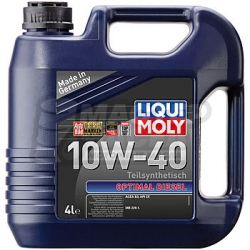 Liqui-Moly Optimal Diesel 10W-40 CF 4л