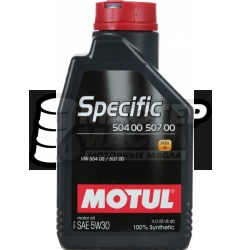 MOTUL  Specific VW 5W-30 1л