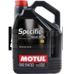 MOTUL  Specific VW 5W-30 5л