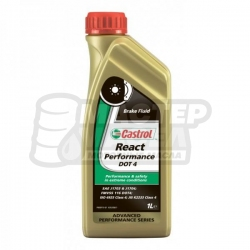 Castrol DOT4 React Performance 1л