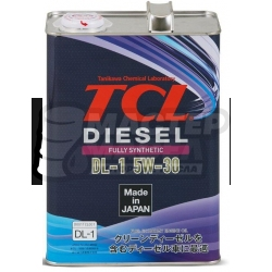 TCL Diesel Fully Synth 5W-30 DL-1 4л