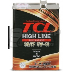 TCL High Line Fully Synth 5W-40 SN/CF 4л