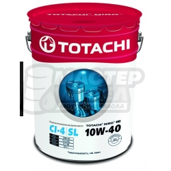 TOTACHI NIRO HD 10W-40 CI-4/SL 19л