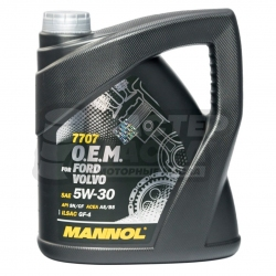 MANNOL O.E.M. for Ford, Volvo 5W-30 A5/B5 4л