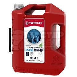 TOTACHI NIRO HD 10W-40 CI-4/SL 4л