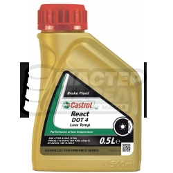 Castrol DOT4 React Low Temp 0,5л